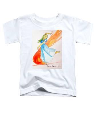 The Blazing Dancer Toddler T-Shirt