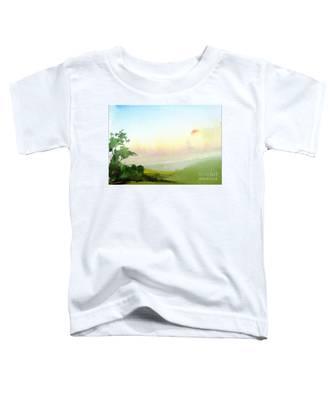 The Dawn Toddler T-Shirt
