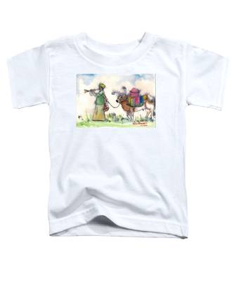 The Fortune Teller Toddler T-Shirt
