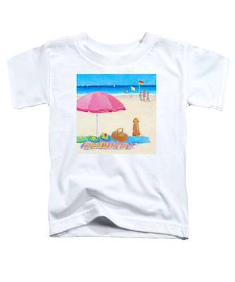 The Picnic Toddler T-Shirt