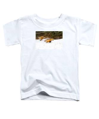 The Race Is On Toddler T-Shirt