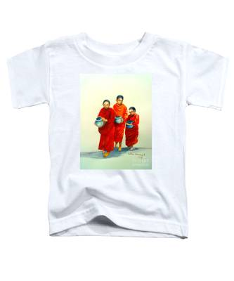 The Young Monks Toddler T-Shirt