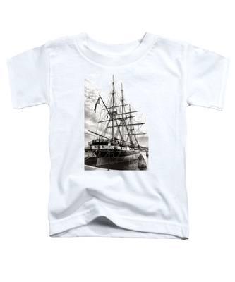 Uss Constellation Toddler T-Shirt