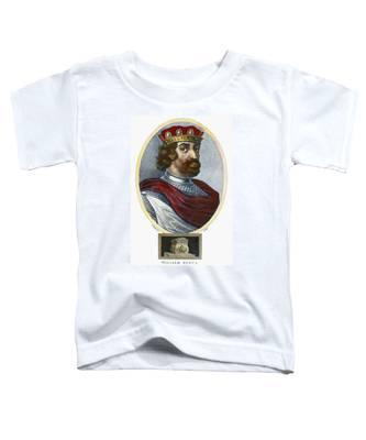 Rufus Norman Toddler T-Shirts