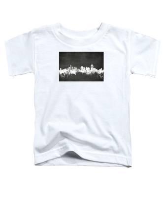 Cincinnati Ohio Skyline Toddler T-Shirt