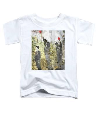 1968 Olympics Black Power Salute Toddler T-Shirt