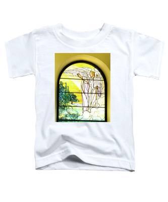 Saint Anne's Windows Toddler T-Shirt