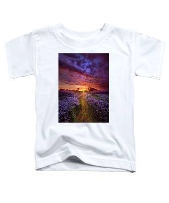 A Peaceful Proposition Toddler T-Shirt