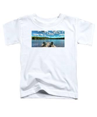 Adirondack Panorama Toddler T-Shirt