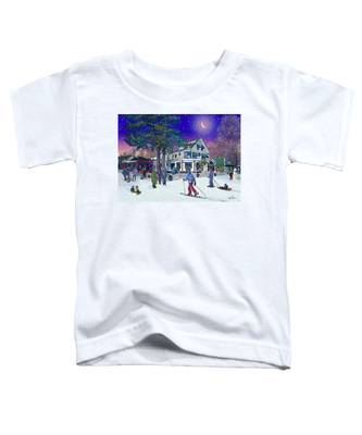 After The Storm At Woodstock Inn Toddler T-Shirt