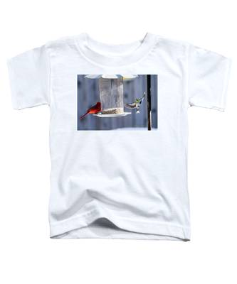 American Goldfinch Inbound Toddler T-Shirt