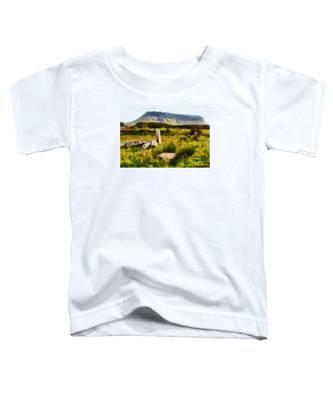 Benbulben Sligo Toddler T-Shirt