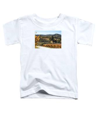 Benziger Winery Toddler T-Shirt