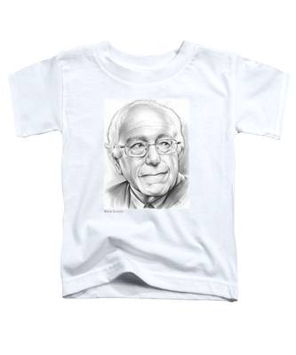 Bernie Sanders Toddler T-Shirt