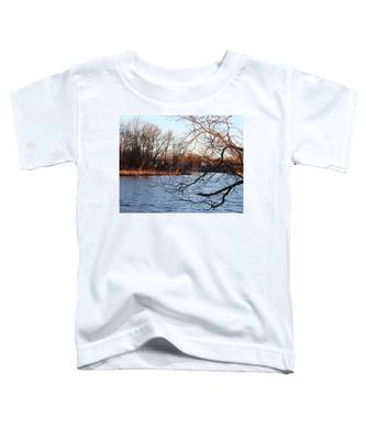 Branches Over Water Toddler T-Shirt