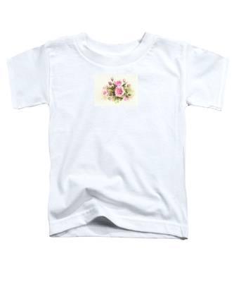 Bunch Of Roses Toddler T-Shirt