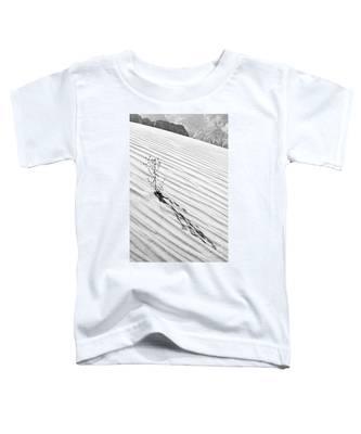 Cactus In Desert Toddler T-Shirt