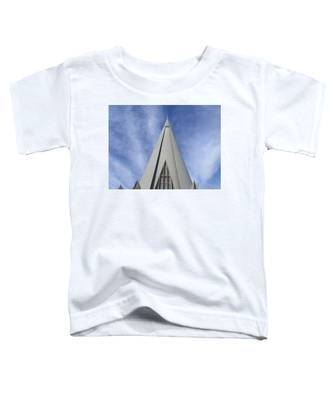 Cityscape Toddler T-Shirts