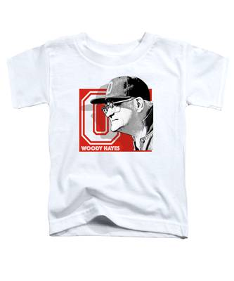 Coach Woody Hayes Toddler T-Shirt