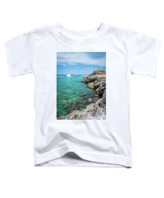 Coastline In Montego Bay Toddler T-Shirt