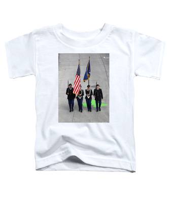 Color Guard Toddler T-Shirt