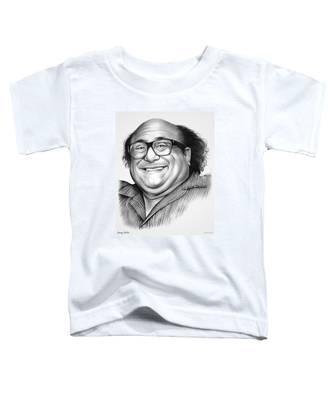 Danny Devito Toddler T-Shirt