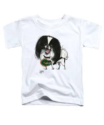 Japanese Chin Toddler T-Shirts