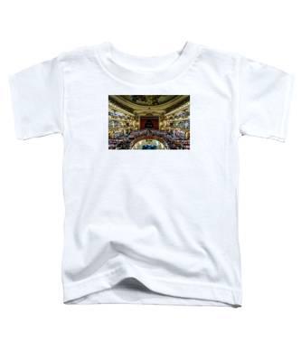 El Ateneo Grand Splendid Toddler T-Shirt
