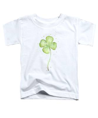 Green Toddler T-Shirts
