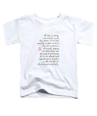 Gatha Four Toddler T-Shirt