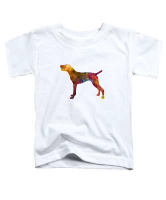 Pointer Dog Toddler T-Shirts