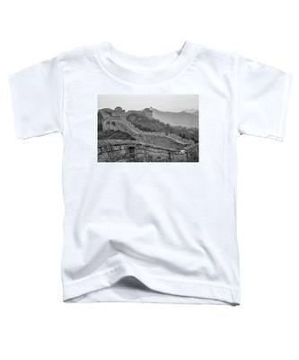 Great Wall 7, Jinshanling, 2016 Toddler T-Shirt