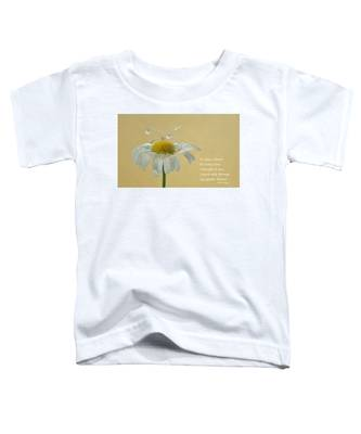 Common Daisy Toddler T-Shirts