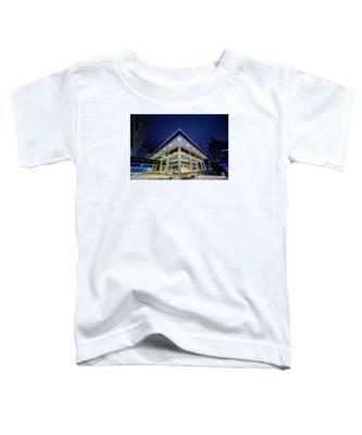 Inverted Pyramid Toddler T-Shirt