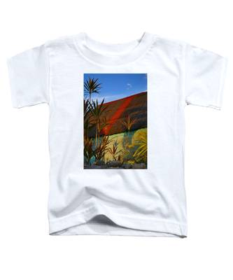 Toddler T-Shirt featuring the photograph It's My Party by Skip Hunt
