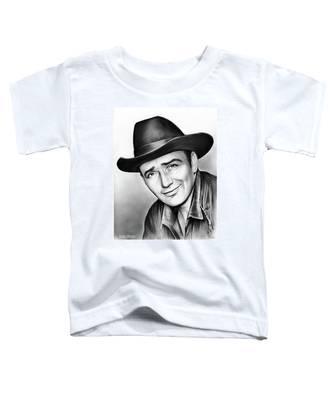 James Drury Toddler T-Shirt