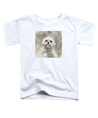 King Of The World Toddler T-Shirt