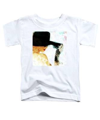Leave Your Hat On Toddler T-Shirt