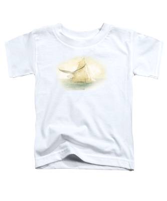Let Your Spirit Soar Toddler T-Shirt