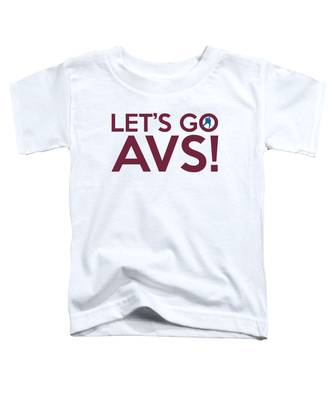 Let's Go Avs Toddler T-Shirt