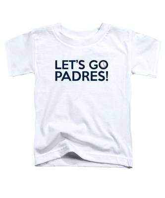 Let's Go Padres Toddler T-Shirt
