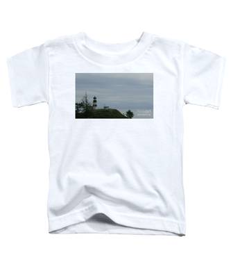 Lighthouse At Cape Disappointment Toddler T-Shirt