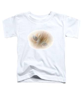 Toddler T-Shirt featuring the photograph Magic Eyes by Judy Kennedy