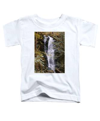 Magical Falls Quinault Rain Forest Toddler T-Shirt