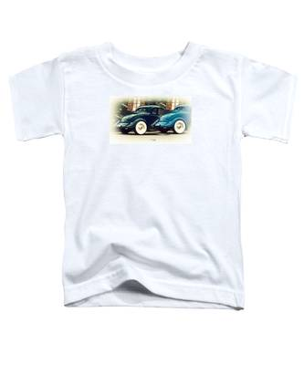 Nice Wheels Toddler T-Shirt