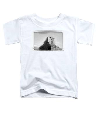 Old Grain Elevator Toddler T-Shirt