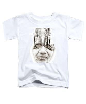 Old Woman  Toddler T-Shirt
