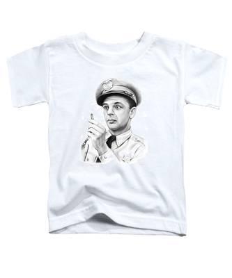 One Bullet Fife Toddler T-Shirt