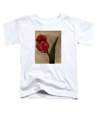Parrot Tulip I Toddler T-Shirt