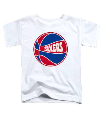 Philadelphia 76ers Toddler T-Shirts